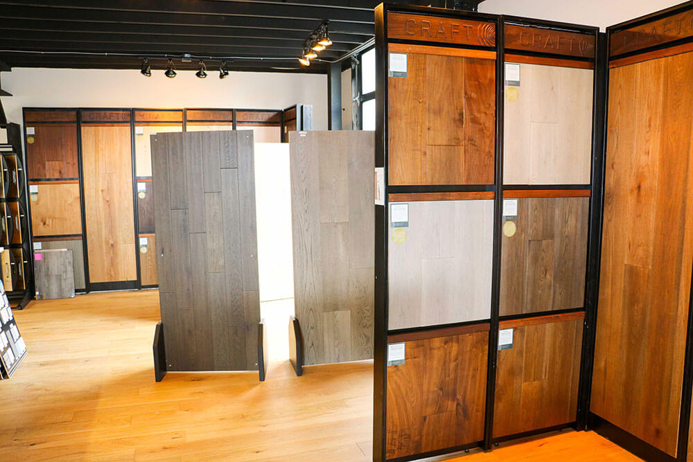 Moore Flooring Showroom flooring showroom for Moore Flooring + Design webpage Moore Flooring Showroom